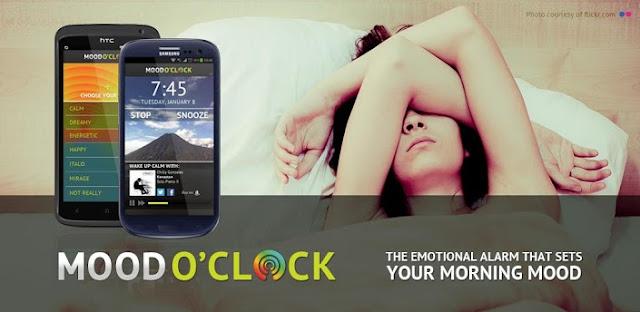 Mood O'Clock Alarm v1.0
