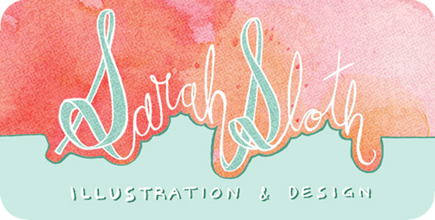 Sarahsloth's Illustration Blog
