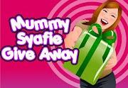 Mummy Syafie Giveaway