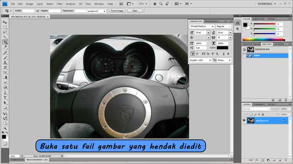 tutorial edit gambar