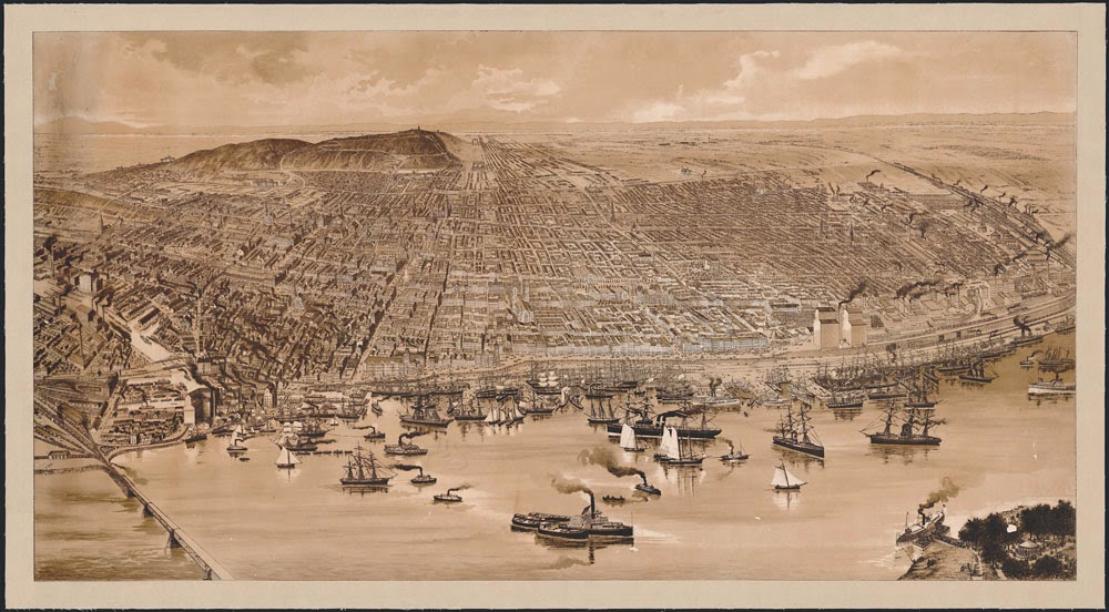 City of Montreal 1889