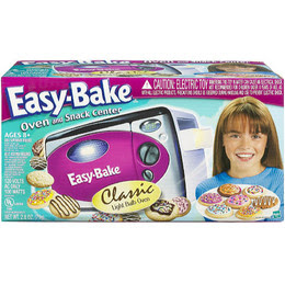 Easy Bake Gone Bad