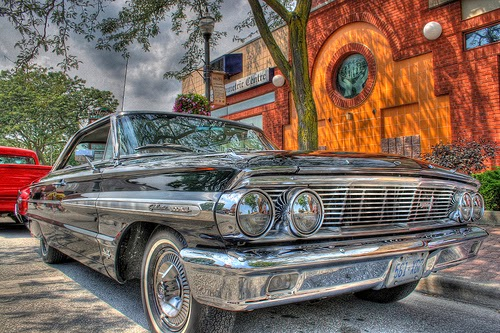 Awesome HDR Car Photos