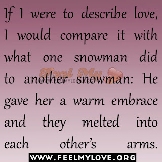 If I were to describe love