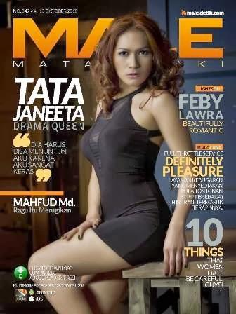 Majalah MALE 049 - Tata Janeeta