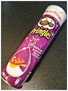 Sausage and Crispy Bacon Flavour Pringles