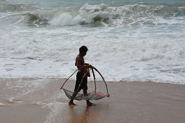 Mai Khao Beach fisher