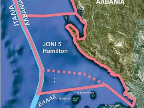 Θαλάσσια σύνορα με την Αλβανία: Η Ελλάδα θα προχωρήσει σε μονομερή ανακήρυξη ΑΟΖ στον ΟΗΕ
