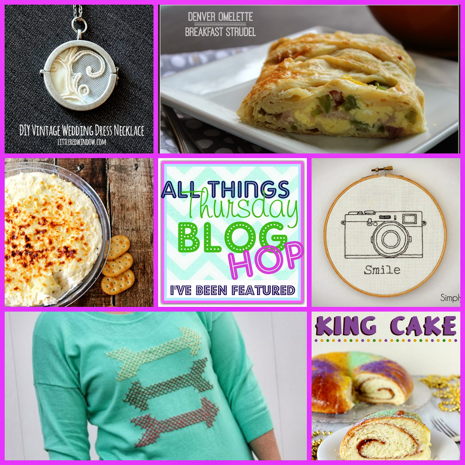 All Things Thursday Blog Hop #34 Features