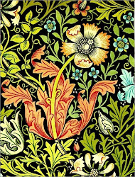 El Tapete-William Morris