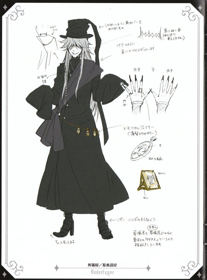 cosplay crossplay kuroshitsuji undertaker patrones. Black Bedroom Furniture Sets. Home Design Ideas
