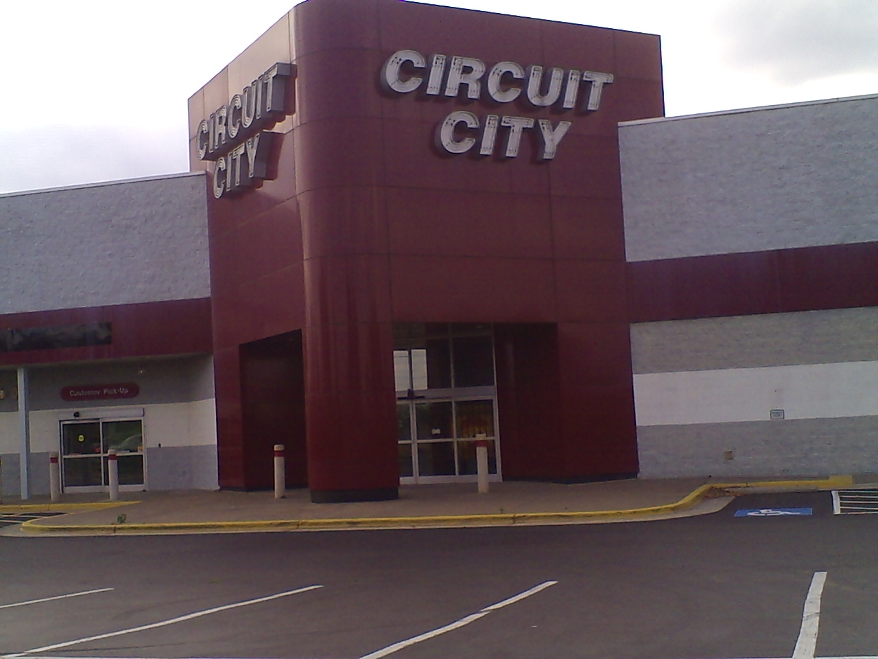 Winston Salem Circuit City May 2010 1AVI