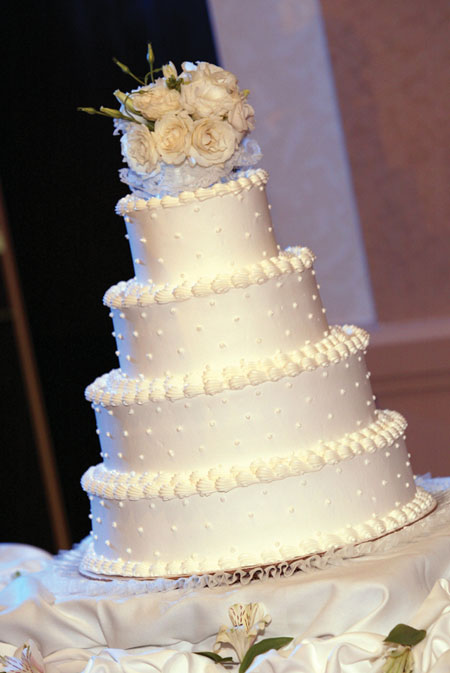 Wedding Cake Design 2011