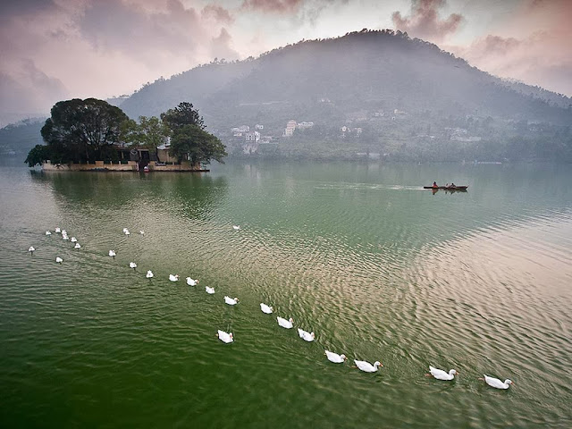 Sightseeing in Bhimtal