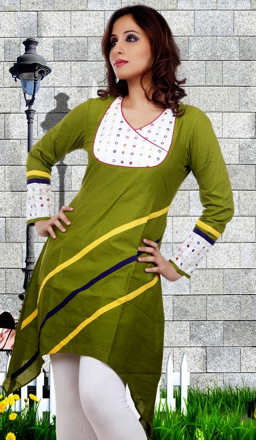 Cotton Kurtis For Summer