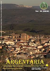 Argentaria vol. 18 (2018)