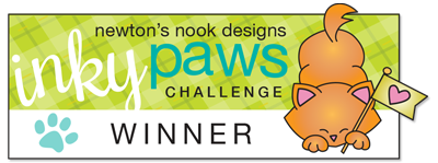Newton's Nook Inky Paws Winner
