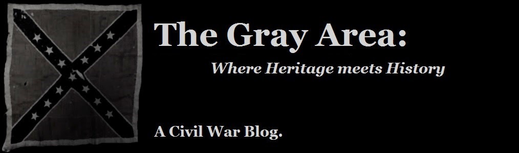 The Gray Area:  where Civil War Heritage meets History
