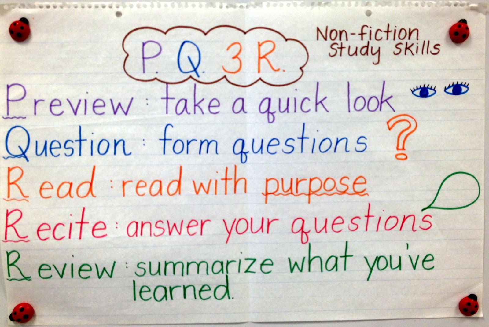 research paper on reading comprehension
