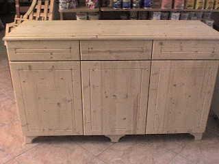 Fai da te hobby legno mobile sottocredenza - Ante mobili fai da te ...