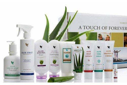 forever living beauty products