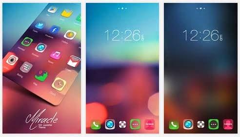 7 Aplikasi Tema Android Terbaik, Keren, Gratis & Terbaru