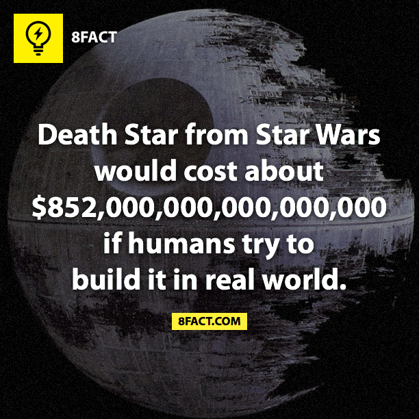 Death star , 8fact
