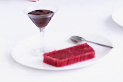 Raspberry-lime sorbet Recipe