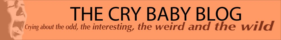 The Cry Baby Blog