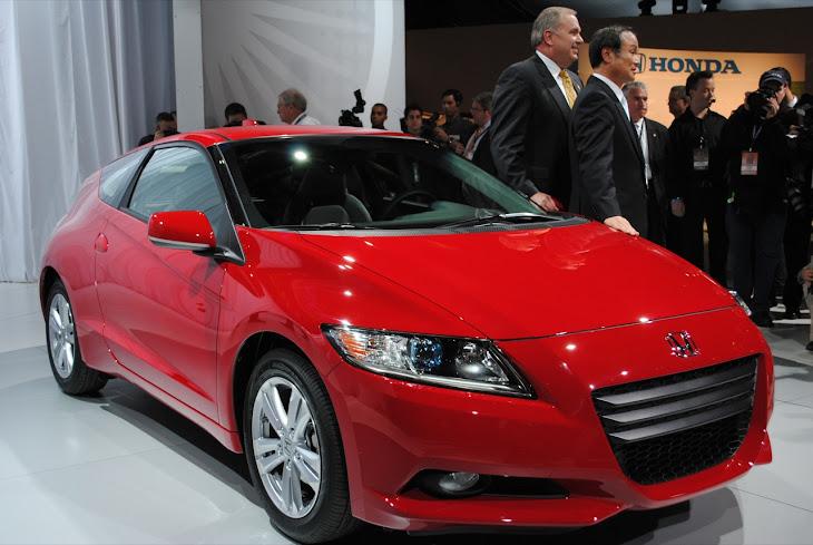 Look At the Car: 2013 Honda CRZ