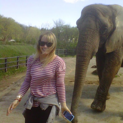 Hilary Duff 2011 Pittsburgh Zoo
