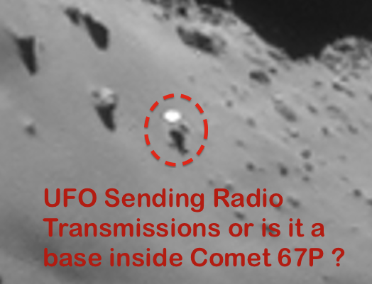 NASA Records Radio Signals Coming From Comet 67P For Over 20 Years