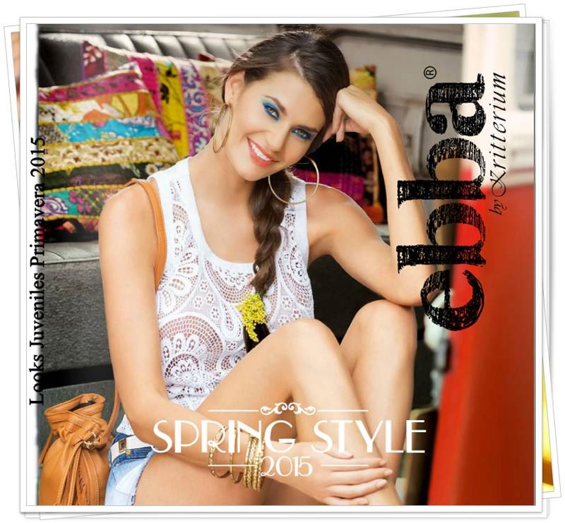 Catalogo Looks de Primavera 2015 Ebba