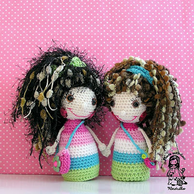 crochet for children, crochet toy, crochet decoration, crochet doll, vendula maderska design, magic with hook and needles