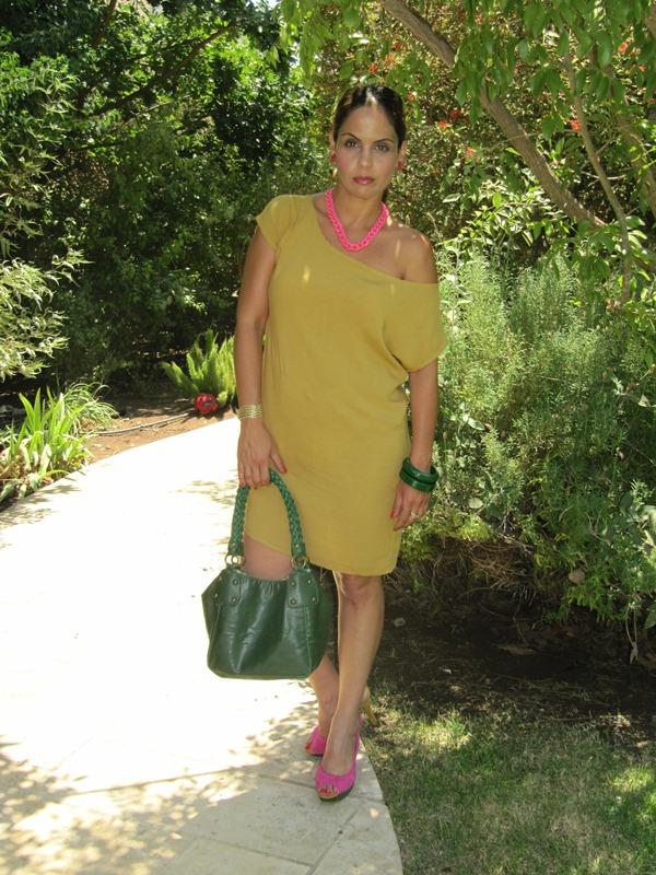 """בלוג אופנה Vered'Style """"תיקוני צבע"""""""