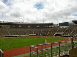 Zim National stadium is closed