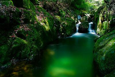 Desde las montañas - Green river