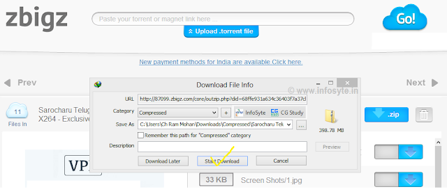 faster download torrent files using IDM