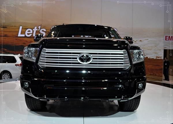 2016 Toyota Tundra Rumors Release