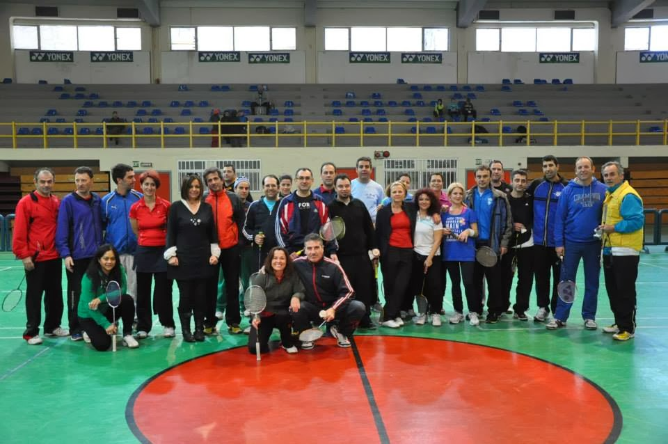 Badminton PAS Αερωπός Έδεσσας