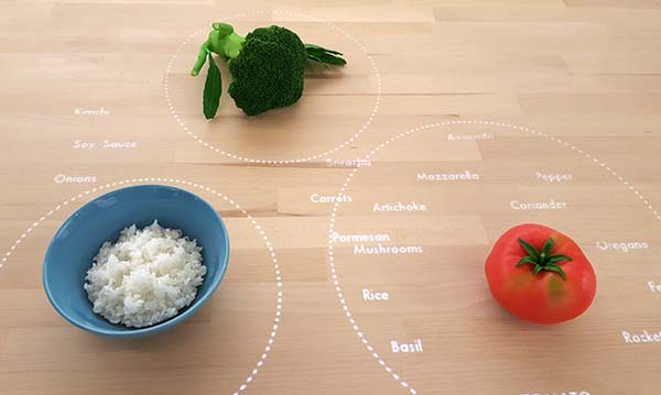 Ikea 39 s smart kitchen tells you how to cook tehnico for Concept ikea