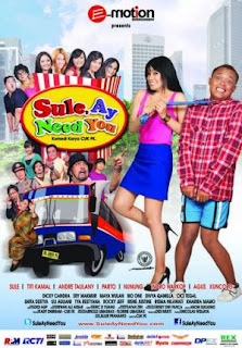 film SULE AY NEED YOU.. Daftar Film Indonesia Terbaru 2013