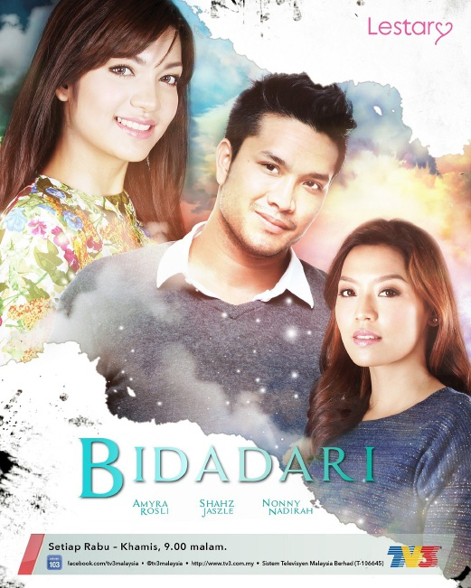 Bidadari (2015) Episod 9