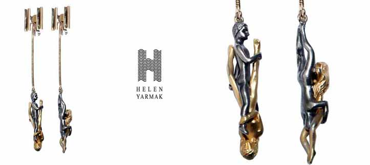 helen yarmak, patricia field sarah jessica parker, russian jewelry, tsar, most fashion blog,  jewelry show room, cool hunting website, ancient jewelry, jewelry shapes,