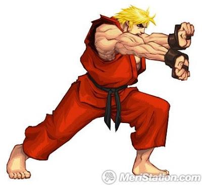 Imagen de mi luchador favorito