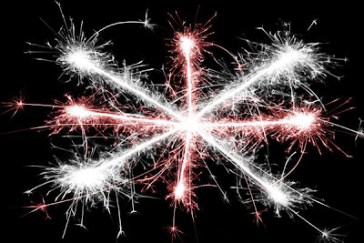 Union Jack Firework