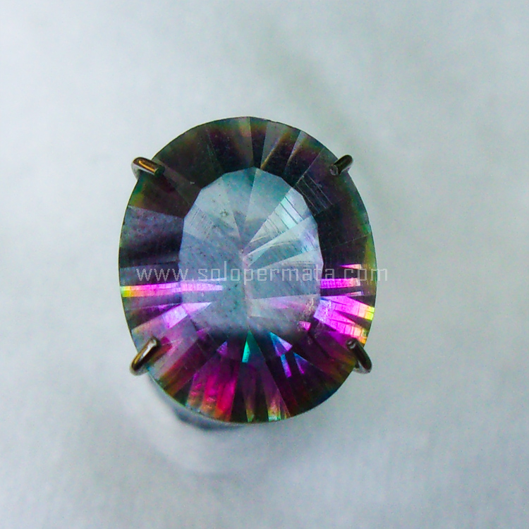 Batu Permata Mystic Quartz - SP1024