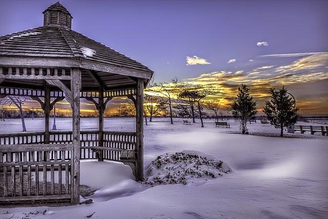 Nieve - Foto vía Pixabay Creative Commons