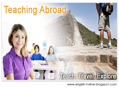 Teach English in Abroad
