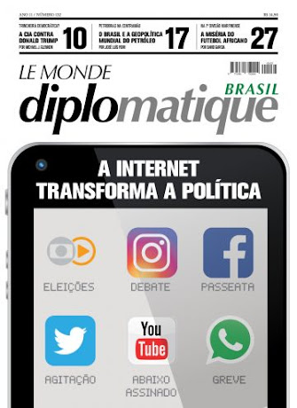Le Monde Diplomatique: Edição Junho de 2018